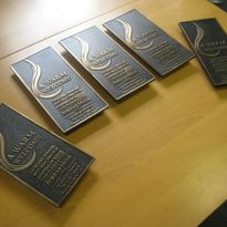 ACADEMY SIGNS NAMEPLATES