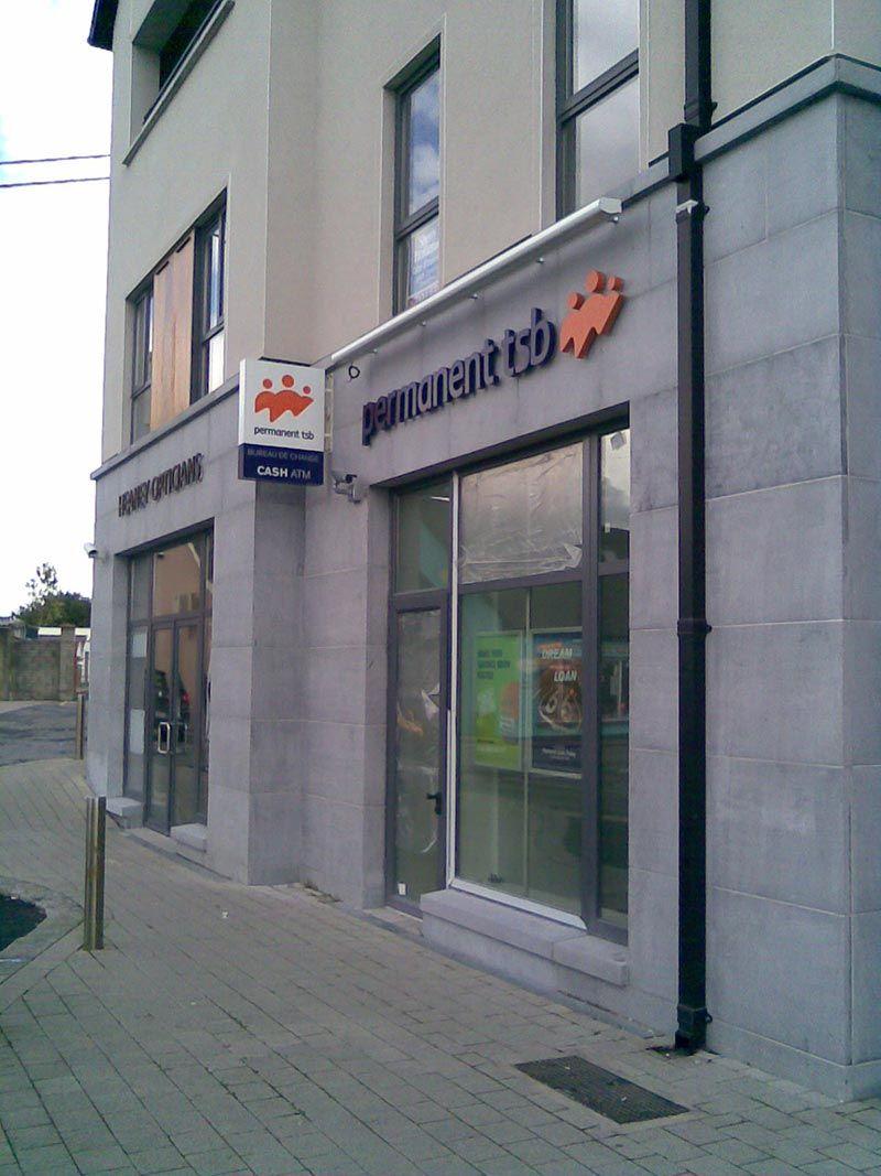 Portfolio Permanent Tsb Dublin Signs Academy Signs