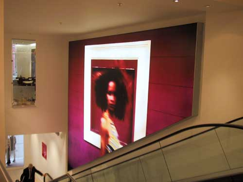 ACADEMY SIGNS Flexface Lightboxes